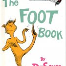 The Foot Book by Dr. Seuss- HB