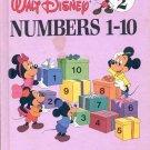 Walt Disney Numbers 1-10- Volume 2- HB