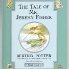 The Tale of Mr. Jeremy Fisher by Beatrix Potter- HB