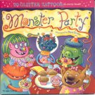 Monster Party by  Tui Sutherland (2000) - Softcover