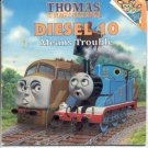 Thomas and the magic railraod- Diesel 10  Means Trouble by Britt Allcroft (2000)