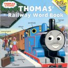 Thomas' Railway Word Book (2000)