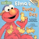 Elmo's Ducky Day by Sarah Albee (2000)- pb