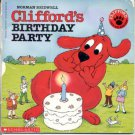 Clifford's Birthday Party by Norman Bridwell- Softcover