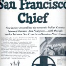 June 12, 1954   Santa Fe America's New Railroad      ad (# 3394)