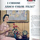 June 12, 1954     Ansco Color Film   ad (# 3403)