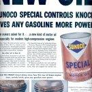 June 12, 1954      Sunoco Motor Oil- Sun Oil Company  ad (# 3406)