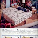 Nov. 1961   Beautyrest by Simmons    ad (# 5828)