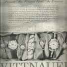 Oct. 28, 1957 Wittnauer Watches   ad (# 3417)
