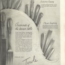 April 1, 1941 Towle Sterling   ad (# 949)