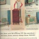 Oct. 28, 1957  RCA Victor TV   ad (# 3420)