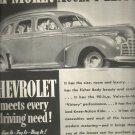 Feb. 24, 1941 Chevrolet    ad (# 1253)