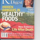 Readers Digest-    August 2003.