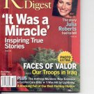 Readers Digest-   December 2003
