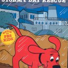 Clifford The Stormy Day Rescue- softcover