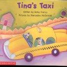 Tina's Taxi by Betsy Franco- pb