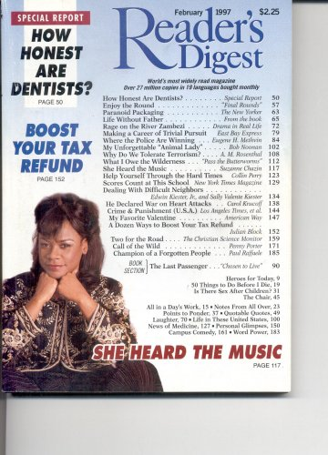 Readers Digest-    February 1997.