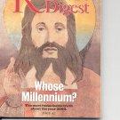 Readers Digest-    December 1999.