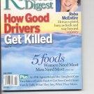 Readers Digest-    July 2001.
