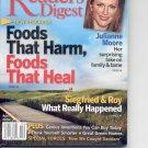 Readers Digest-    April 2004.