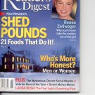 Readers Digest-     January 2004.