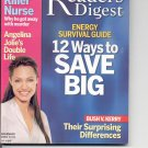 Readers Digest-     November 2004.
