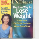 Readers Digest-     January 2005.