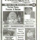 Tombigbee Country Magazine- #166-   November  2013