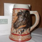 AMERICAN ANIMAL STEIN- THE MUSTANG- Avon