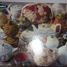 Rose Art  1000 piece puzzle-  Tea Pots - NIB