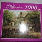 Masterworks  1000 piece puzzle-   New Carriage - NIB