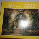 Masterworks  1000 piece puzzle-    Door Light - NIB