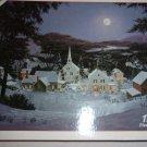 White Mountain Puzzles 1500 piece puzzle-    Blue Moon - NIB