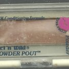 Wet 'n' Wild  vintage  Powder Pout- Velvet Lip Powder- Champagne blush