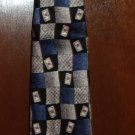 "Pierre Cardin  58"" necktie-  multi- color  - (#19)"