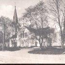 Vatnamo. Kyrkan.  Postcard-  (# 122)