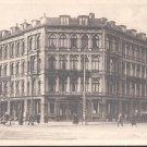 Central  Hotel   Postcard-  (# 129)