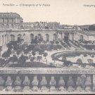 Versailles L'Orangerie et le Palais   Postcard-  Orangery and Palace (# 132)