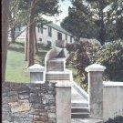 An Old Home.  Bermuda Postcard  (#145)