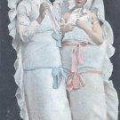 Man and woman 1911   Postcard  (#173)
