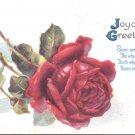 Joyous Greetings    Postcard  (#178)