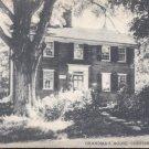 Grandma's House , Chester. Conn.   Postcard  (#196)