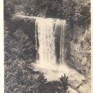 Lula Falls Lookout Moutain   postcard  (#219)