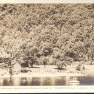 Bathing Beach and Tennis Courts Timber Trails, Sherman, Conn.   postcard  (#220)
