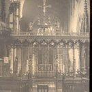 S. Nicholas Cathedral, Newcastle, R. I.  postcard   (#226)