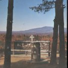 The Monadnock Region of Southwestern New Hampshire Cathedral  postcard   (#231)