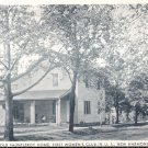 The Old Faunteroy Home, First Women's Club in U.S.  Ind.. postcard   (#234)