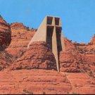Chapel of the Holy Cross Sedona, Arizona    postcard   (#253)