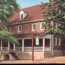 Salem Tavern, Winston-Salem, N.C.    postcard   (#262)