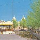 The Plaza Messilla, New Mexico     Postcard (# 286)